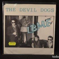 Discos de vinilo: THE DEVIL DOGS ?– L.B.M.F. - SINGLE. Lote 121795667