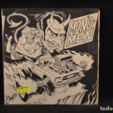 Discos de vinilo: MONO-MEN – HE'S WAITING - SINGLE. Lote 121796319
