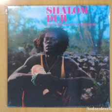 Discos de vinilo: KING TUBBY AND THE AGGROVATORS - SHALOM DUB - LP. Lote 121796826