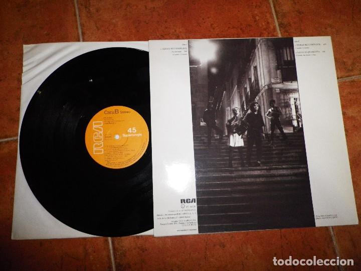 Discos de vinilo: COMPLICES Seras mi complice / Loco alquimista MAXI SINGLE VINILO 1987 TEO CARDALDA 3 TEMAS - Foto 2 - 121797459