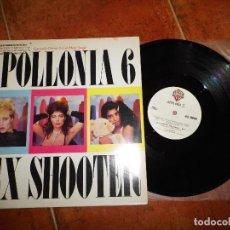 Discos de vinilo: APOLONIA 6 SEX SHOOTER / IN A SPANISH VILLA PRINCE MAXI SINGLE VINILO PROMO 1984 USA 2 TEMAS. Lote 121798211
