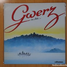 Discos de vinilo: GWERZ - AU DELN.. - LP. Lote 121799156