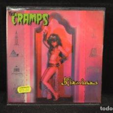 Discos de vinilo: THE CRAMPS- KILMIAZ / GIVE ME A WOMAN - SINGLE. Lote 121799487