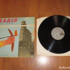 Discos de vinilo: RADIO FUTURA - ESCUELA DE CALOR - MAXI - SPAIN - ARIOLA - IBL - . Lote 121805419