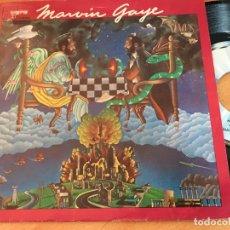 Discos de vinilo: MARVIN GAYE (PRAISE) SINGLE ESPAÑA 1981 (EPI11). Lote 121806039