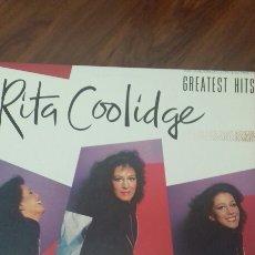 Discos de vinilo: RITA COOLIDGE. GREATEST HITS. 1.981. Lote 121806371