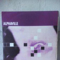 Discos de vinilo: ALPHAVILLE-EL DESPRECIO.1984. Lote 121809743