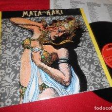 Discos de vinilo: MATA HARI BSO OST CONCHA VELASCO MUSICAL MARSILLACH LP 1983 POLYDOR EDICION ESPAÑOLA SPAIN. Lote 121819959