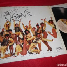 Discos de vinilo: THE CHORUS LINE BSO OST LP 1985 CASABLANCA GATEFOLD EDICION ESPAÑOLA SPAIN. Lote 121820095