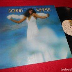 Discos de vinilo: DONNA SUMMER A LOVE TRILOGY LP 1979 CASABLANCA EDICION ESPAÑOLA SPAIN. Lote 121821087