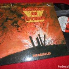 Discos de vinilo: BATALLAS EN ESTEREO DIR. BOB SHARPLES LP 1981 DECCA EDICION ESPAÑOLA SPAIN MILITAR HITLER GUERRAS. Lote 121821299