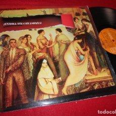 Discos de vinilo: ORQ. SINFONICA LIGERA DE MADRID ENROLLATE CON ESPAÑA HOOKED ON SPAIN LP 1982 RCA ED.ESPAÑOLA SPAIN. Lote 121821535