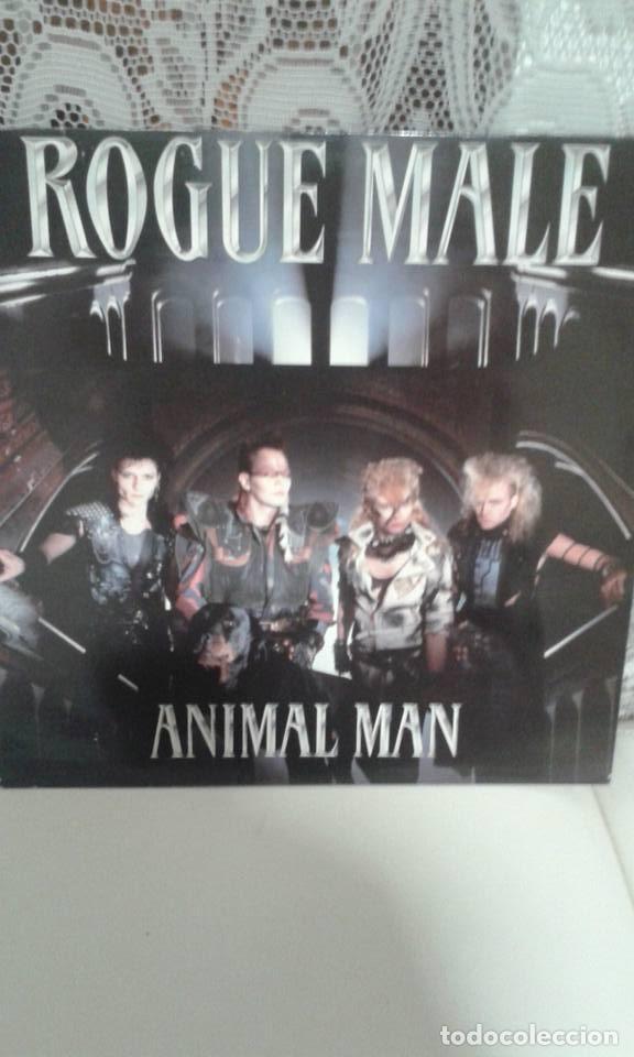 01c86273 rogue male animal man - Buy Vinyl Records LP Heavy Metal Music at ...