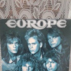 Discos de vinilo: EUROPE OUT OF THIS WORLD. Lote 121824639