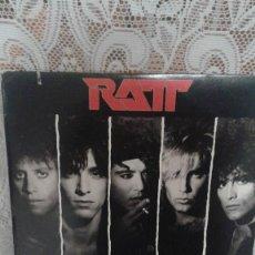 Discos de vinilo: RATT DANCING UNDERCOVER. Lote 121824683