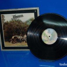 Discos de vinilo: VINILO DISCO LP AMERICA – HOLIDAY -AÑO 1974-BUEN ESTADO. Lote 121825011