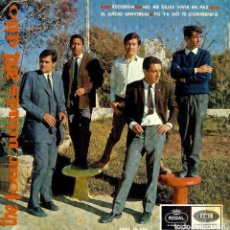 Discos de vinilo: THE FOUR WINDS AND DITO - SIETE PULGADAS - CONSTA DE 4 CANCIONES.. Lote 121825815