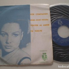 Discos de vinilo: FANTASIA Y NARBO - POR COMPASION (RUMBA GITANA) +3 EP BCD 1971. Lote 121846515