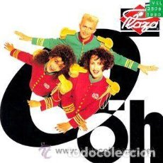 Discos de vinilo: PLAZA – O-OH - MAXI-SINGLE SPAIN 1990. Lote 121848335
