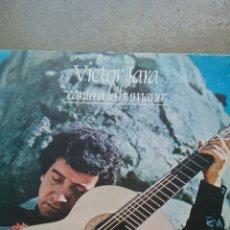 Discos de vinilo: VICTOR JARA - CANTO A LO HUMANO - LP VINILO MOVIE PLAY 1979. Lote 121850964