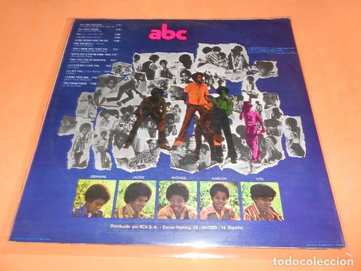 Discos de vinilo: JACKSON 5. ABC. 1970. TAMLA MOTOWM RECORDS. MS 9017. ESTEREO. BUEN ESTADO - Foto 2 - 121852779