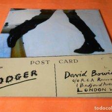 Discos de vinilo - DAVID BOWIE. LODGER. 1979 RCA RECORDS. PL 13254. BUEN ESTADO - 121854987