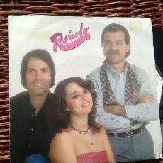 Discos de vinilo: SINGLE (VINILO) DE REVUELO AÑOS 80. Lote 121861499