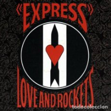 Discos de vinilo: LOVE AND ROCKETS - EXPRESS. Lote 121861991