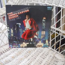 Discos de vinilo: THE JIMMY CASTOR BUNCH– PHASE TWO.LP ORIGINAL USA 1972.SELLO RCA.SOUL, FUNK, PSYCHEDELIC . Lote 121869067