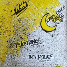 Discos de vinilo: ZIGGY - DANCE, DANCE, DANCE IN THE MIDDLE OF THE NIGHT - DISCOS GAMES - DG-1230 - SPAIN. Lote 121872851