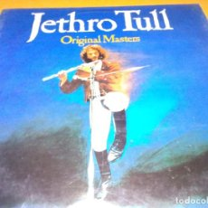 Discos de vinilo: JETHRO TULL-ORIGINAL MASTERS. Lote 121876287