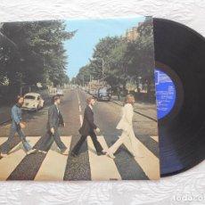 Discos de vinilo: THE BEATLES ABBEY ROAD // EDICION ESPAÑOLA AÑO 1969. Lote 121884087