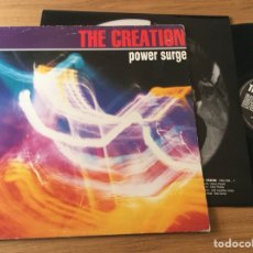 Discos de vinilo: THE CREATION POWER SURGE LP INGLES 1996. Lote 121884700