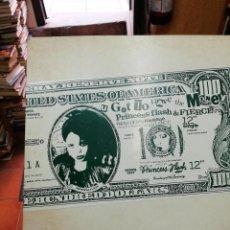 Discos de vinilo: PRINCESS FLASH & FUERCE. U GOT TO HAVE THE MONEY. Lote 121887923