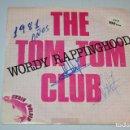 Discos de vinilo: THE TOM TOM CLUB *** SINGLE VINILO MUSICA AÑO 1981 *** ISLAND ***. Lote 121890071
