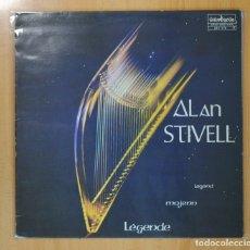 Discos de vinilo: ALAN STIVELL - LEGEND MOJENN LEGENDE - LP. Lote 121893360