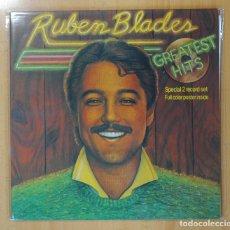 Discos de vinilo: RUBEN BLADES - GREATEST HITS - 2 LP. Lote 121894723