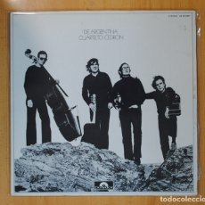 Discos de vinilo: CUARTETO CEDRON - DE ARGENTINA - GATEFOLD - LP. Lote 121895751