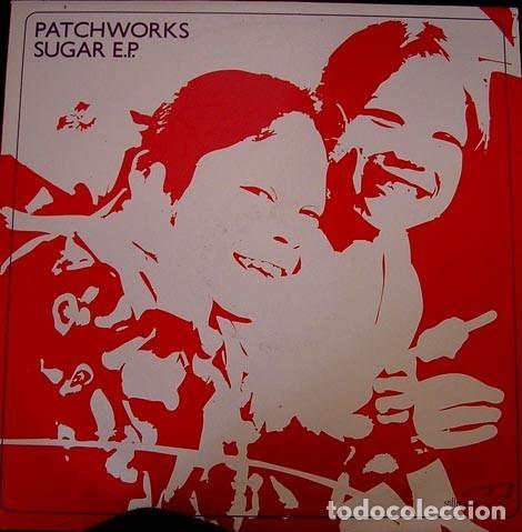 PATCHWORKS - SUGAR E.P. / STILL MUSIC / PROMO - USA 2004 (Música - Discos de Vinilo - EPs - Techno, Trance y House)