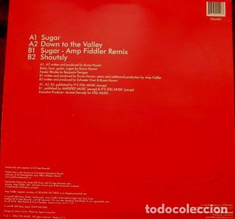 Discos de vinilo: Patchworks - Sugar E.P. / Still Music / Promo - USA 2004 - Foto 2 - 121900451