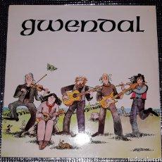 Discos de vinilo: GWENDAL - GWENDAL. Lote 121906959