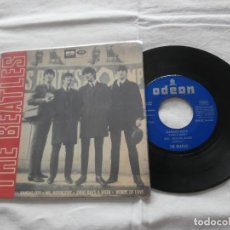 Discos de vinilo: THE BEATLES 7´EP KANSAS CITY + 3 TEMAS (1964) ORIGINAL ESPAÑA - BUENA CONDICION. Lote 121907611