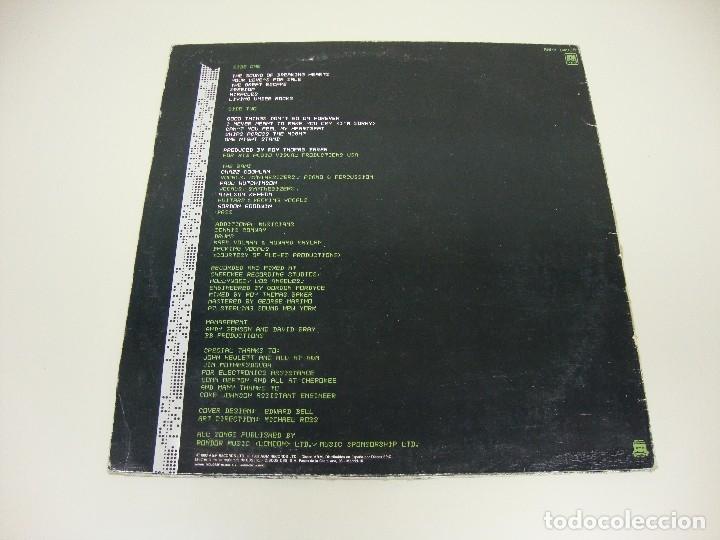 Discos de vinilo: 918- ESPIONAGE- DISCO VINILO LP PORTADA VG + /DISCO VG + - Foto 3 - 65785354