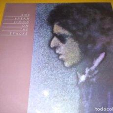 Discos de vinilo: BOB DYLAN-BLOOD ON THE TRACKS. Lote 121916039