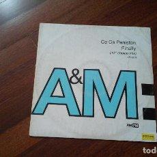 Discos de vinilo: CE CE PENISTON-FINALLY( 12 '' CHOICE MIX).MAXI. Lote 121925187