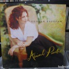 Discos de vinilo: GLORIA ESTEFAN - ABRIENDO PUERTAS (LP, ALBUM) 1995 . Lote 121930039