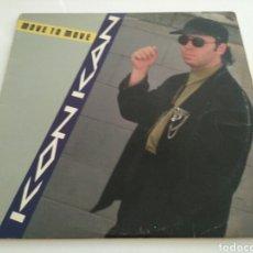 Discos de vinilo: KON KAN - MOVE TO MOVE (EDICIÓN AMERICANA). Lote 121930239
