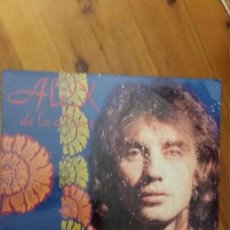 Discos de vinilo: ALEX DE LA NUEZ 1992 PURA FICCIÒN. Lote 121933471