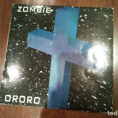 Discos de vinilo: ORORO-ZOMBIE.MAXI ESPAÑA. Lote 121933847