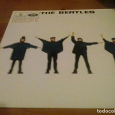 Discos de vinilo: THE BEATLES – HELP! LP PCS 3071 MADE IN FRANCE. Lote 121934499